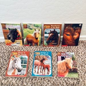 Pony-Club Horse Lovers Book Bundle